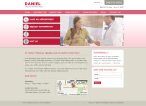Daniel Pink Color Scheme